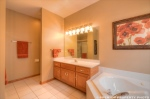 Master Bath, Two Vanities