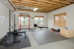 Lower Level ExerciseRec Room