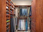 1 of 2 Master Suite Closets