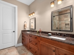 Lower Level Master Suite Bathroom