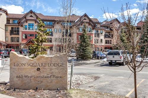 660 Lionshead Place #319,  Vail, CO 81657
