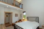 Master Bedroom with Loft