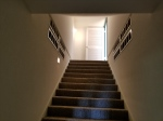 Wide Stairway to Basement
