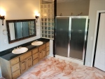 Double Vanities Shower