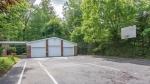 Oversized Detached Garage