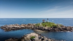 The Nubble Lighthouse is a short walk or drive