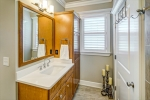 Dual vanities and custom storage