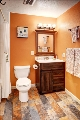 updated en-suite master bath