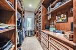 Master Walk-in Closet-His
