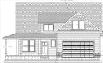 2424 Belvue Rd Actual Floor Plan