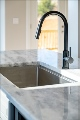 Luxurious Deep SS Square Kitchen Sink