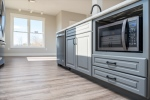 Luxury Grey Island Cabinets