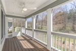 Screened-in porch to enjoy the outdoors