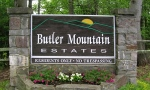 Butler Mountain,  Fairview, NC 28730