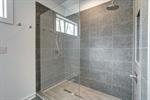 Custom owners bath - sample finishes