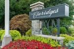 Claridge Road Sign