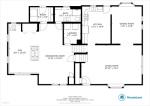 168 Horseneck Road Floor Plan