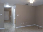 Living Room into hallwaykitchen