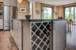 Kitchen Island with Electric