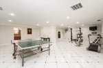 Exercise and Recreation Room