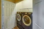 Laundry room on second floor for convenience