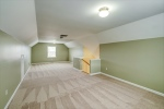 Large bonus room or guest bedroom