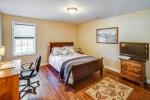 Bedroom 5 on terrace level