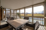 Huge Screened Porch With Mountain Views