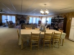 Basement Dining