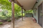 Covered deck outside Basement Sitting Room