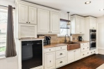 Sink Dishwasher Double Ovens