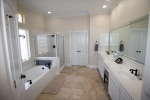 Owners Suite Bath with Jetted Tub