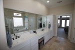 Owners Suite Bath with Dual Vanities