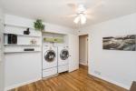 Bedroom 2 - Office Laundry