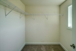 Walk in closet in bedroom 4