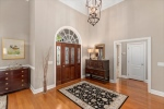 Gorgeous entry foyer
