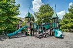 Huge community playground around the corner!