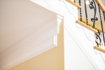 Crown moulding throughout
