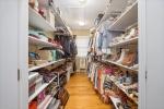 Incredible walk-in custom closet