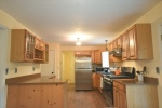 A large functional kitchen