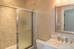 Full ensuite bath in bedroom 2