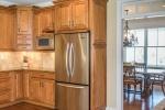 Stunning kitchen has all the upgrades