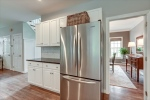 Stainless appliances have all been updated