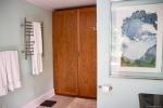 New Spacious Custom Closet in Master Bath