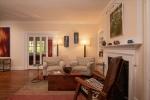 Living Room toward Sunroom Doors