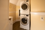 Laundry Adjacent to Bedrooms