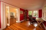 Sunroom-Office toward Living into Dining