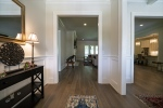 Heavy crown molding and trim