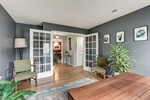 French doors for privacy