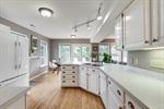 Bright light filled kitchen!
